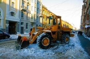В Смольном заявили, что Петербург готов к новым снегопадам