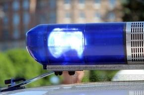 В Петербурге при ДТП пострадали три инспектора ДПС