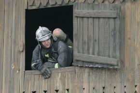 В пожаре в Подмосковье погибли двое супругов и семеро их детей