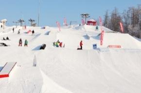 «Охта-Парк» приглашает на праздник «Норвежские старты»
