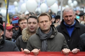 Митинг в Петербурге прошел энергично и закончился мирно