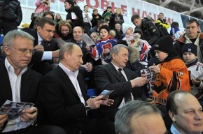 Путин хочет быть как Лукашенко