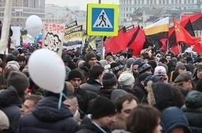 На митинге в Петербурге приняли новую резолюцию с требованиями к властям