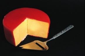 Украинский сыр не пускают в Россию