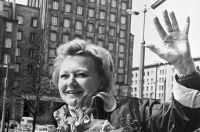 Людмилу Касаткину похоронят с воинскими почестями