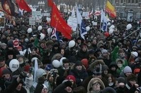 Каспаров, Удальцов и Навальный выступят на митинге в Петербурге