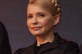 Тимошенко отказалась от украинских врачей