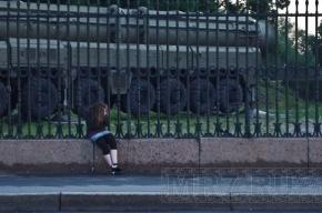 Извращенец три часа насиловал женщину на Крестовском острове