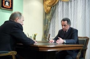 Путин договорился с ВТБ и Мутко о решении проблем фирмы «Ланта-тур Вояж»