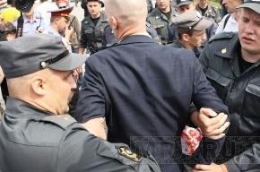 Полиция задержала виновных в крушении дома в Астрахани