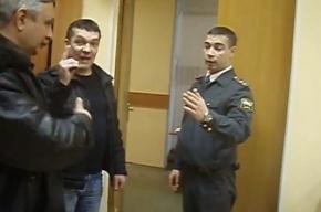 Наблюдатель из Петербурга просит Следственный комитет поскорей его найти