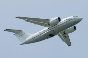 АН-148 вернули в «Пулково» из-за поломки