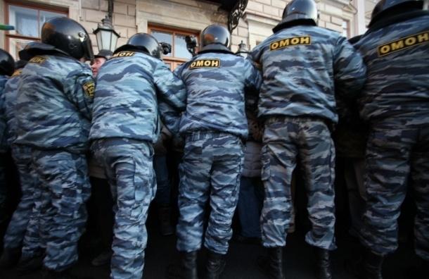 Митинг на Исаакиевской площади: хроника событий и фоторепортаж