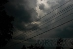 Фоторепортаж: «Погода, оттепель, тучи»