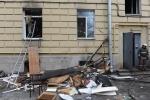 В ресторане «Харбин» взорвался газовый баллон: Фоторепортаж