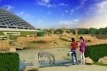 Фоторепортаж: «Зоопарк в Юнтолово будет французским»