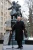 Фоторепортаж: «памятник Ростроповичу»