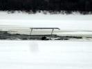 Вертолет упал в Волгу: Фоторепортаж