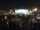 Фоторепортаж: «В акции оппозиции на Пушкинской площади в Москве участвует уже 14 тысяч человек»