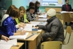 Петербург за президента голосует активнее, чем за депутатов Госдумы: Фоторепортаж