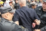 Фоторепортаж: «Гей-активисты из Москвы «порадуют» петербургских детей протестными акциями»