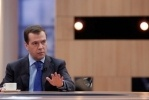 Дмитрий Медведев: Фоторепортаж