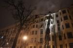 пожар васильевский: Фоторепортаж