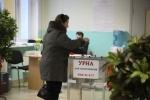 Первые нарушения зафиксированы на выборах: Фоторепортаж