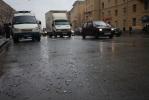 Фоторепортаж: «В Петербурге арестовали директора взорвавшегося ресторана «Харбин»»