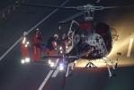 Фоторепортаж: «автобус с детьми разбился в Швейцарии»