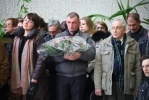 Фоторепортаж: «прощание с мариной салье»