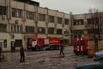 Фоторепортаж: «Завод ЛОМО горит»