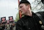 Фоторепортаж: «Националисты»