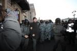 На Исаакиевскую площадь пришло около 3 тысяч человек: Фоторепортаж