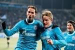 Фоторепортаж: «Широков и Аршавин принесли сборной России победу в матче против Дании»