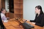 """Фоторепортаж: «Сотрудников отдела полиции """"Дальний"""" проверяют на полиграфе»"""