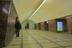 """Станция метро """"Московские ворота"""": Фоторепортаж"""