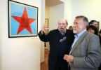 Владимир Гусев, Русский музей: Фоторепортаж
