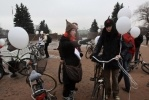 Велопробег на Марсовом поле, 22 марта 2012 года: Фоторепортаж