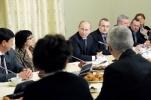 Путин в Воронеже, 28 марта 2012 г.: Фоторепортаж