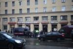 В Петербурге взорвался ресторан «Харбин» с китайцами : Фоторепортаж