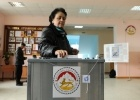 Фоторепортаж: «южная осетия выборы»