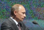 Фоторепортаж: «НТВ перенесло показ фильма о сладком Владимире Путине»