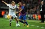Барселона Байер футбол 7 марта: Фоторепортаж