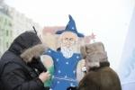 Фоторепортаж: «Владимир Чуров попросил у Бога хороших выборов»
