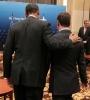 Барак Обама и Дмитрий Медведев: Фоторепортаж