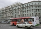 Фоторепортаж: «автобус со Сталиным»