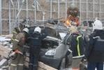 Обрушение дома в Челябинске: Фоторепортаж