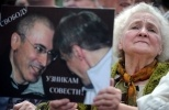 "Фоторепортаж: «Президент на радостях освободит ""шпиона"" Данилова и Ходорковского»"