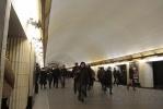 Метро «Петроградская»: Фоторепортаж